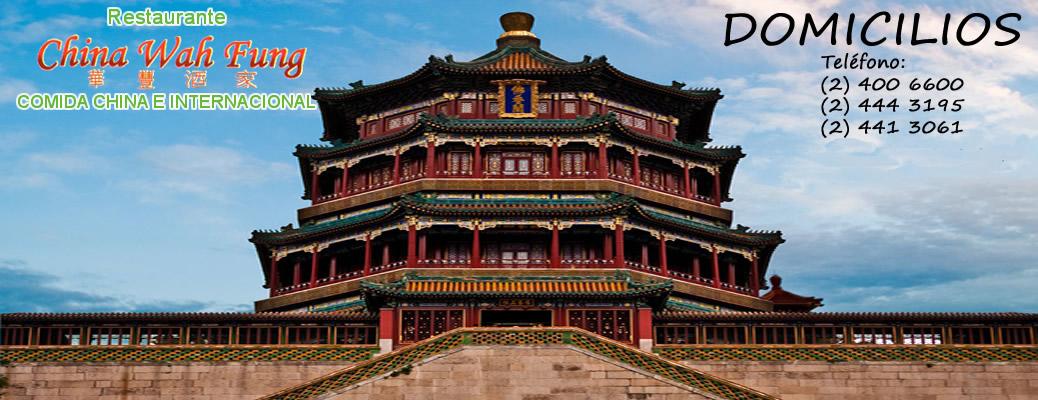 Restaurante China Wah Fung