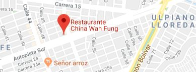 Restaurante China Wah Fung Cali